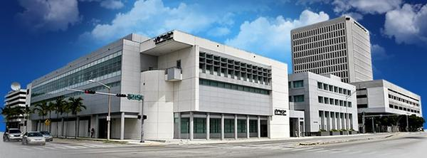Miami Dade College is offering in-state tuition rates to Puerto Rican students displaced by Hurricane Maria. The college's Interamerican Campus in Little Havana is shown here.