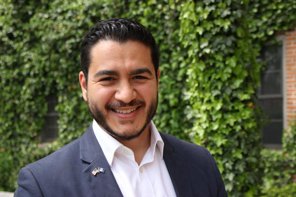 "Dr. Abdul El-Sayed: ""If you are willing to listen, if you are really about solving problems, then people don't really care what you look like or what your faith is. They care a lot more about what you want to do for them and their families."""