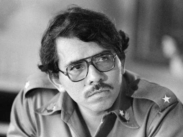 Daniel Ortega led the Sandanistas to victory through a guerrilla campaign in the 70s. He headed the junta until 1984, when he was elected the nation's president.
