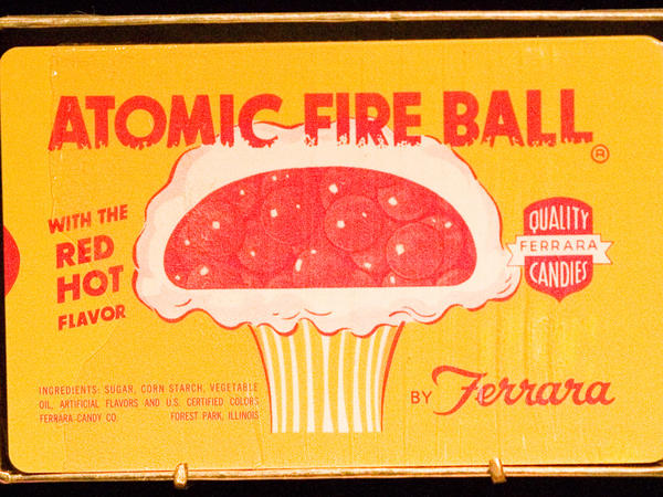Nello Ferrara created Atomic Fireballs and Lemonheads candies when he ran the Ferrara Pan Candy Co. He died Feb. 3 at the age of 93.
