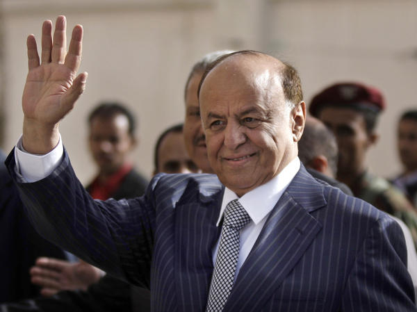 Vice President Abdrabuh Mansur Hadi will be the new head of state steering Yemen out of a crisis that followed the year-old anti-government uprising.
