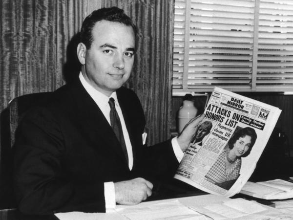 Rupert Murdoch takes over the <em>Daily Mirror</em>, a Sydney tabloid, in May 1960. Sometimes soft-spoken, but invariably hard-driving, Murdoch acquired major papers in every Australian state. He bought TV stations and established the first truly national daily.