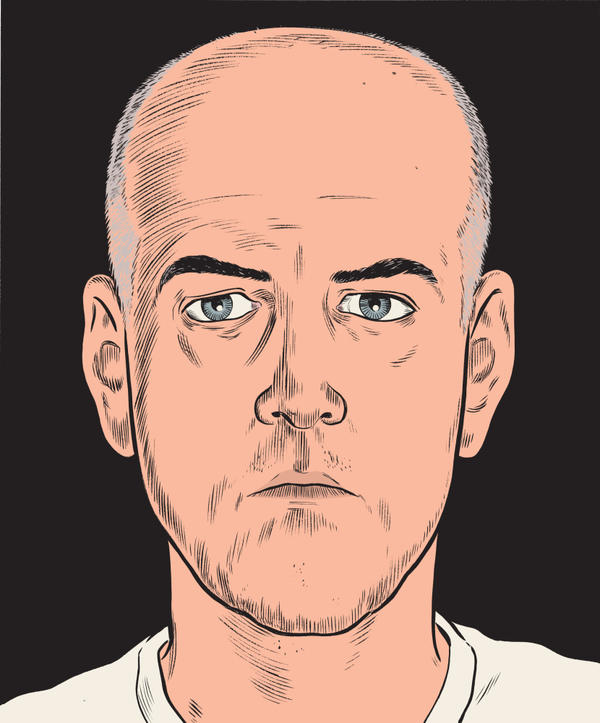 Clowes is the author of <em>Wilson</em> and <em>Mister Wonderful: A Love Story</em>.