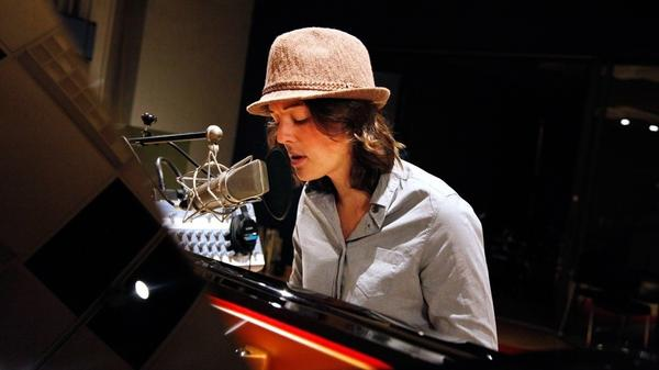 Brandi Carlile performs live in NPR's Studio 4A.