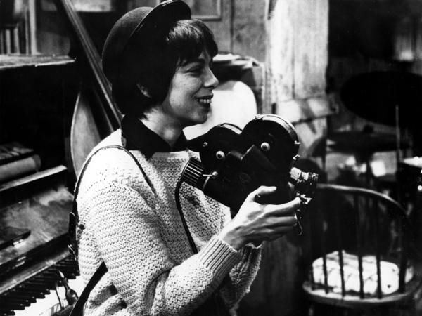Shirley Clarke, the director of <em>The Connection</em>, had strong ties to New York's independent film scene. She lent John Cassavetes equipment for his first film.