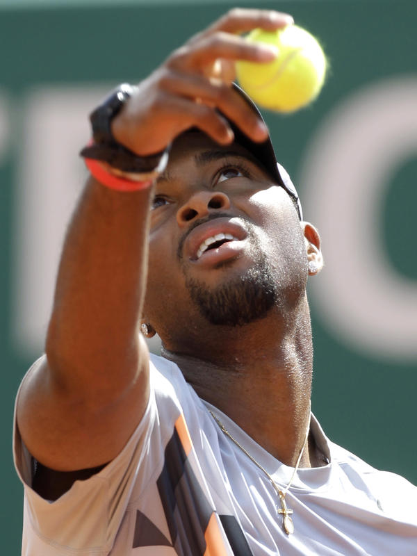 Donald Young is the only African-American man in the top 100 tennis players in the U.S.
