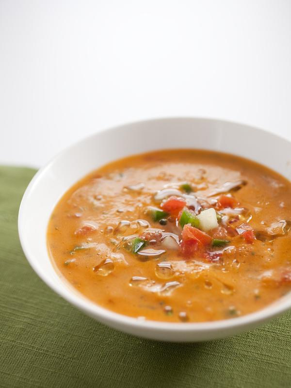 Want a better-tasting gazpacho? Don't toss out the tomato seeds.