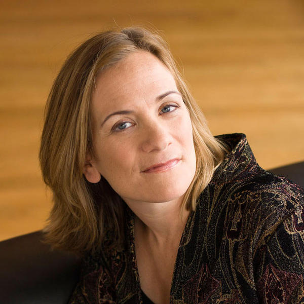 Tracy Chevalier is the author of the novel <em>Girl with a Pearl Earring.</em>