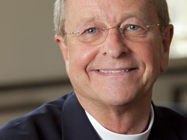 Gene Robinson, the first openly gay bishop in the Episcopal Church, has retired. He'll start working with the Center for American Progress, a progressive research and policy organization, on issues of faith and gay rights.