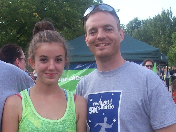 Brad McDonald and his 14-year-old daughter, Madalyn, are working to understand each other during her teenage years.