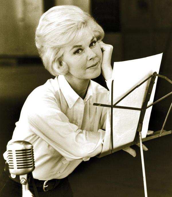 "Doris Day's somber 1958 version of ""Hooray for Hollywood,"" which was included on an album of the same name, better reflects the song's creatively complicated lyrics."