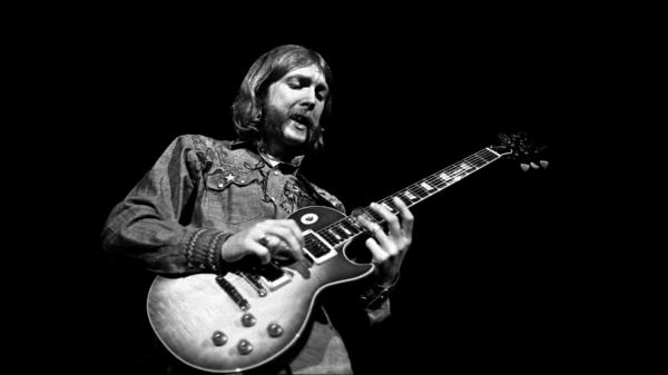 Duane Allman of The Allman Brothers Band lived to play music. A new box set, <em>Skydog</em>, collects the legendary body of work he produced before his death in 1971.