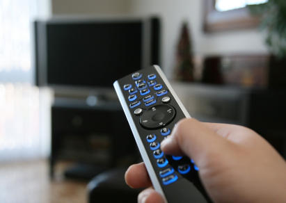 The buttons, symbols and signs on many modern TV remotes make for one confusing user interface.