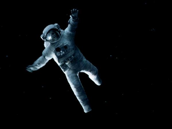 Sandra Bullock winds up adrift in Alfonso Cuaron's <em>Gravity</em>.