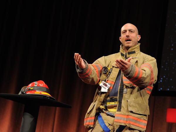 Mark Bezos at TED University in 2011.