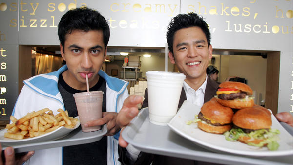 Research in mice offers new clues as to why Harold and Kumar were so motivated to get to White Castle.