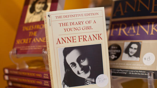 <em>The Diary of a Young Girl</em> by Anne Frank regularly makes banned book lists, but not because it details the terror of hiding from Nazi occupiers.