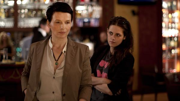 Juliette Binoche and Kristen Stewart star in <em>Clouds of Sils Maria</em>, a film about a world-famous actress who is asked to perform in a revival of the play that made her famous.