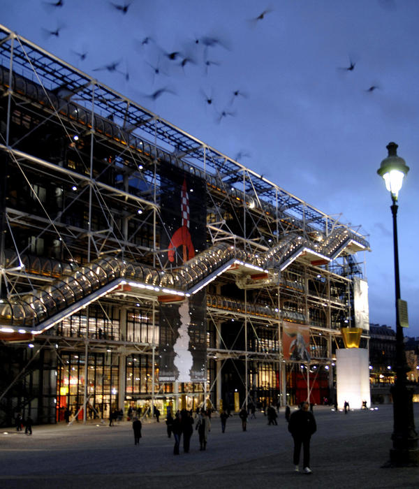 Renzo Piano started work on Paris' iconic Centre Georges Pompidou when he was in his 30s. Today, he is one of the world's busiest architects.