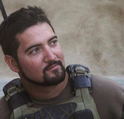Staff Sgt. Jonathan Schmidt was killed during a firefight in Afghanistan on Sept. 1, 2012. He worked closely with AK, the nickname for an Afghan interpreter who is seeking a visa to the U.S. Schmidt's father and AK have grown close and are in touch almost daily on Facebook or by phone.