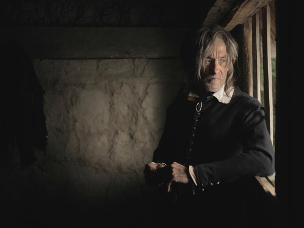 The written account of William Bradford, the Pilgrims' most famous governor (played by Roger Rees in PBS film <em>The Pilgrims)</em> provides much of what is known about the Pilgrims' experience.