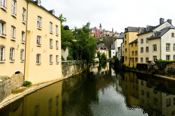 Tiny Luxembourg has the highest per capita income of all 28 EU member states.