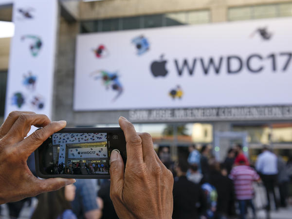 """At the Apple Worldwide Developers Conference in San Jose, Calif., on Monday, executives announced the upcoming """"Do Not Disturb While Driving"""" feature for iPhones."""