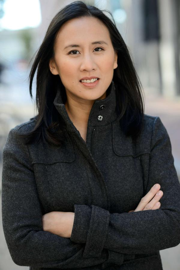 Celeste Ng is also the author of the novel <em>Everything I Never Told You.</em>