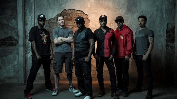 Prophets of Rage's self-titled debut album comes out September 15.