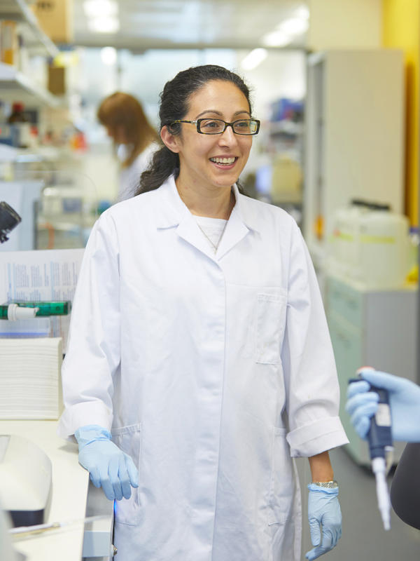 Niakan says her research is aimed at understanding basic human biology.
