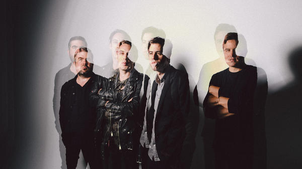 Wolf Parade's new album, <em>Cry Cry Cry</em>, comes out Oct. 6.