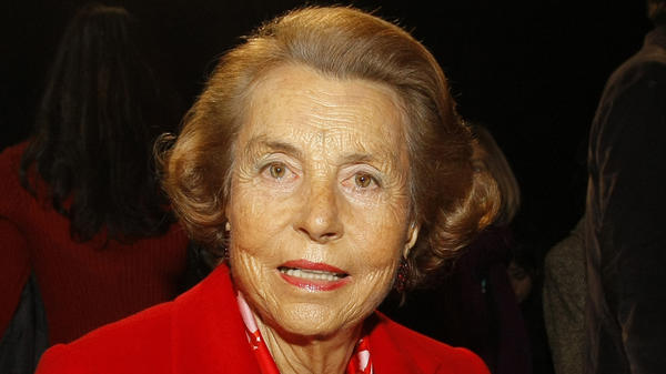 L'Oréal cosmetics heiress Liliane Bettencourt died sometime late Wednesday or early Thursday at the age of 94.