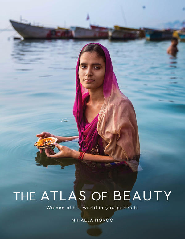 Book cover for <em>Atlas Of Beauty</em>.