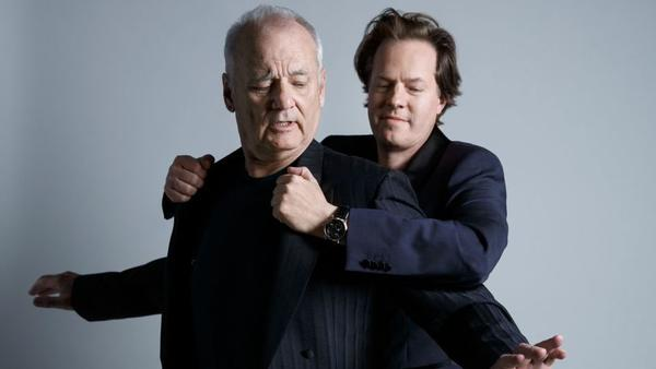 Bill Murray and Jan Vogler's album <em>New Worlds</em> is available Sept. 29.