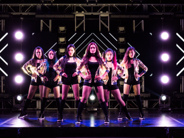 """Special K"" is an all-girl group in <em>KPOP</em>."