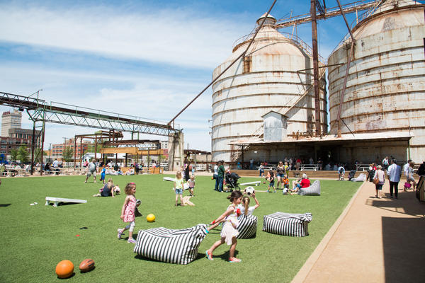 "Waco's Magnolia Market is the center of the ""Fixer Upper"" empire."