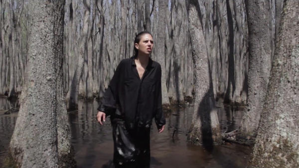"A still from Lean Year's ""Come And See"" video."