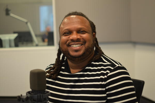 Dr. Keon Gilbert, assistant professor of behavioral science and health education at the College for Public Health and Social Justice at SLU.