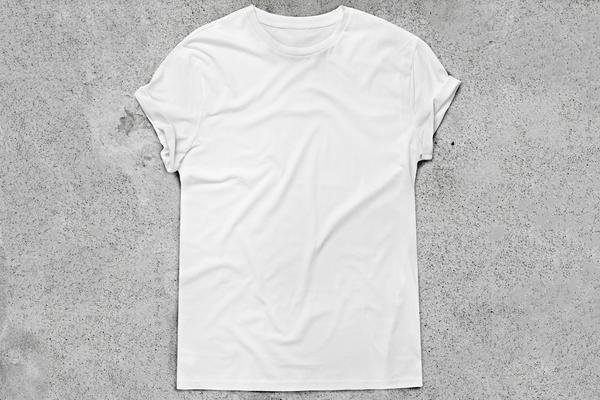 Curator Paola Antonelli says the white T-shirt is both timeless and universal.