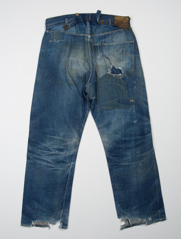 Since the 19th-century, jeans have evolved from utilitarian item to fashion statement.