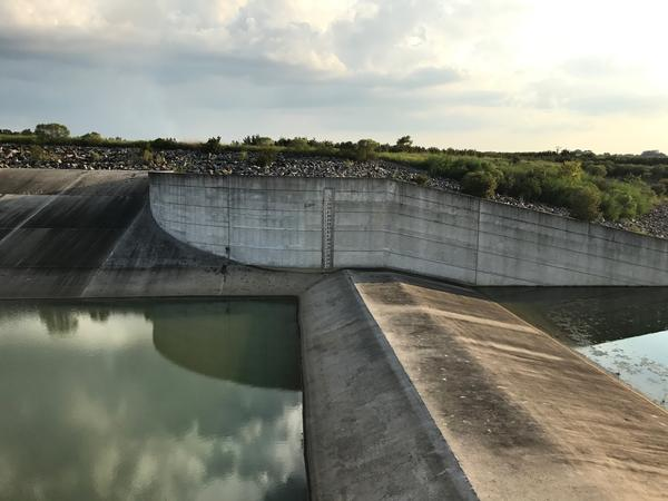 The Lilly Bayou Control Structure, located off Highway 61 in Zachary, is the only component of the Comite River Diversion Canal that's been completed. Once finished, the canal will divert flood waters from the Comite River into the Mississippi.