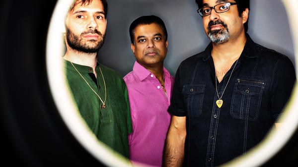 Rudresh Mahanthappa's Indo-Pak Coalition's <em>Agrima</em> comes out Oct. 17.