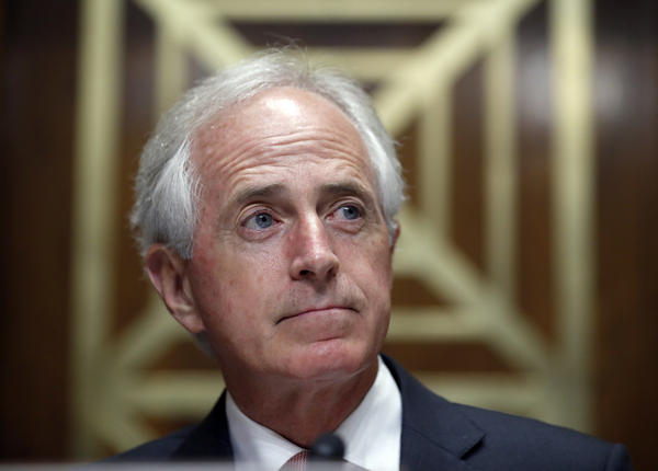 Senate Foreign Relations Committee Chairman Bob Corker, R-Tenn., is retiring.