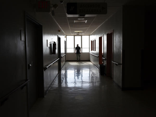 About three-quarters of hospitals in Puerto Rico are operating on limited emergency power—which means no air conditioning. No one knows when the electric grid will be rebuilt and they can be resume normal service