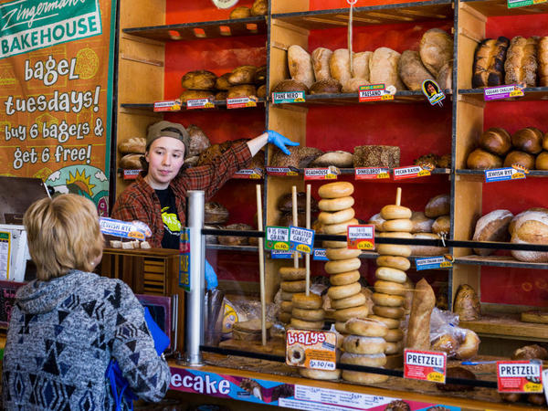 A trip to Ann Arbor, Mich., wouldn't be complete without a visit to Zingerman's. A new cookbook shares some no-nonsense recipes that seem like they're just an oven-preheat away from appearing warm and fresh in your kitchen.