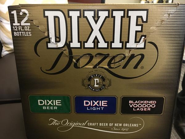 The New Dixie Beer Dozen