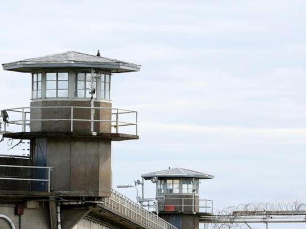 <p>The Oregon State Penitentiary</p>