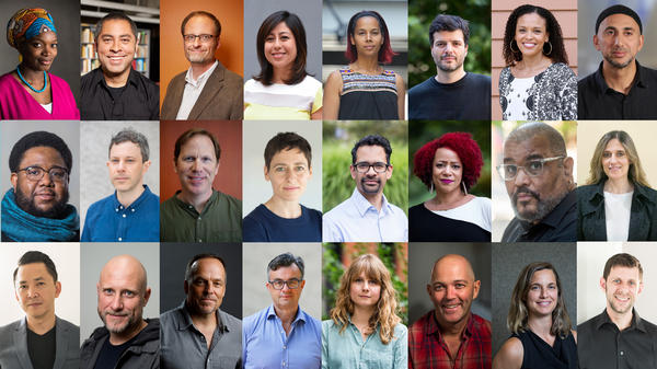 "The 2017 MacArthur ""genius"" grant recipients."