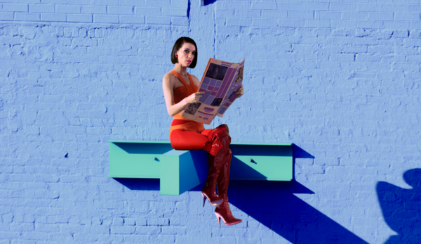 St. Vincent's latest record, <em>Masseduction</em>, is available Oct. 13.