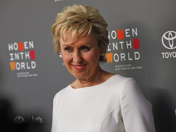Tina Brown attends the opening night of the 8th Annual Women in the World Summit at the David H. Koch Theater on Wednesday, April 5, 2017, in New York. (Andy Kropa/Invision/AP)